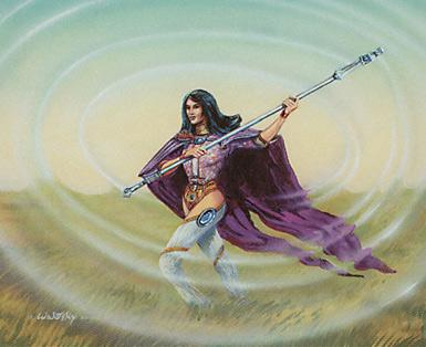 Daria, Dziewięciu Tytanów Urzy