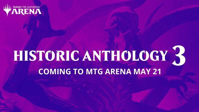 Historic Anthology 3 mtg arena 2020