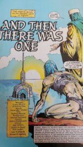 Taysir i historia Rabiah, Arabian Nights, Magic: The Gathering