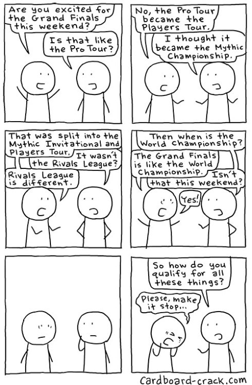 Cardboard Crack - tournaments